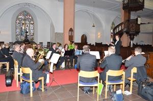 Posaunenchor mit Georg Stanek